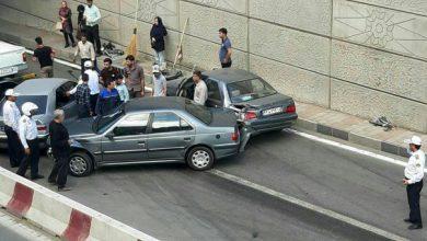 تصویر از چه ایراد باعث تصادف در خودرو می شود ؟