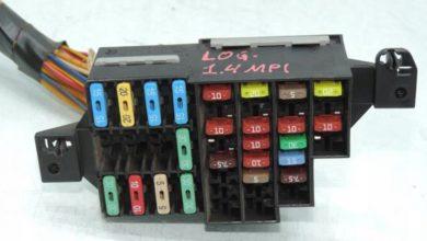 تصویر از راهنمایی کامل جعبه فیوز تندر 90