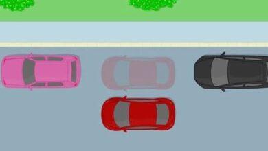 تصویر از آموزش پارک دوبل | آسان ترین روش پارک دوبل